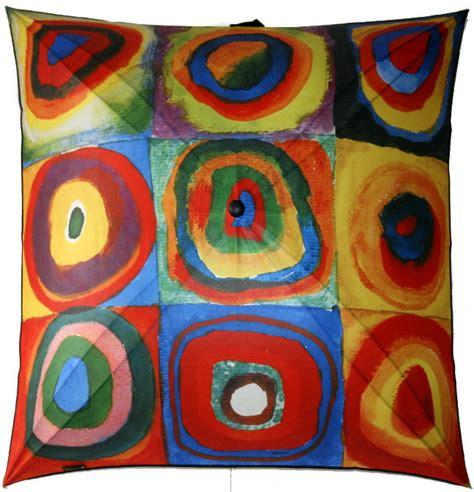 Parapluie artistique : Vassily Kandinsky : Carrs et ...