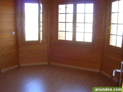 Parcela 2.000 m2, casa de madera 3 dormitorios - Elche