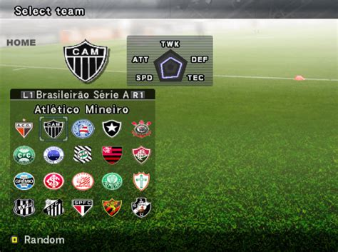 Parches y Mas Para Tu WE9 PC: Liga Brasileña (Serie A ...