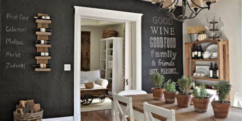 paredes pintura pizarra decoracion interiores | Hoy LowCost