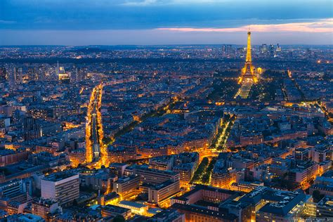 Paris - City in France - Thousand Wonders