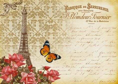 París: Etiquetas Vintage para Imprimir Gratis.   Oh My 15 ...