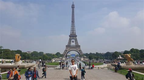 París Francia. Lugares turísticos de París. Turismo en ...