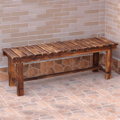 Park benches garden chairs wood preservative outdoor ...