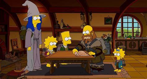Parodia de El Hobbit y El Señor de los Anillos en Los ...