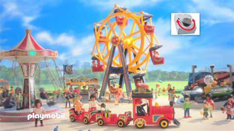 Parque de Atracciones de Playmobil - YouTube