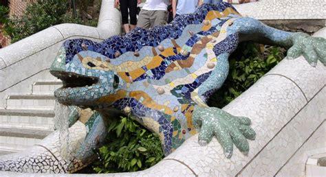 Parque Güell Gaudí   La guía de Historia del Arte
