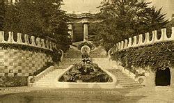 Parque Güell   Wikipedia, la enciclopedia libre