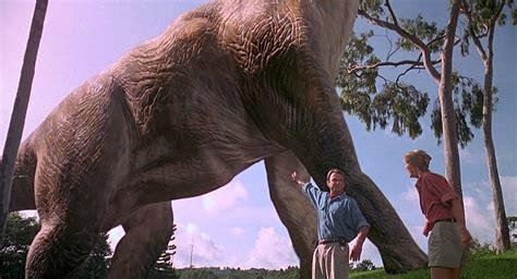 Parque Jurásico   Bienvenidos a Jurassic Park  Escena ...