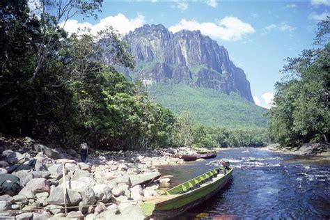 Parque Nacional Canaima – Wikipédia, a enciclopédia livre