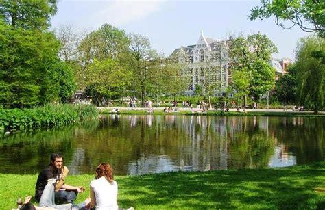 Parque Vondelpark em Amsterdam | Holanda | Dicas da Europa