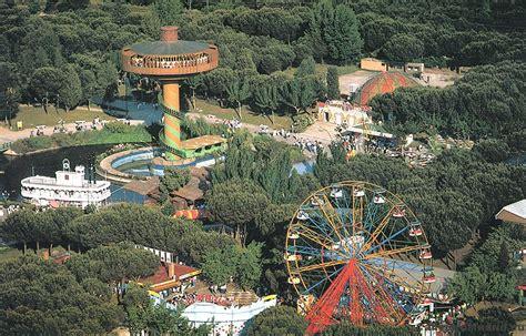 Parques de atracciones – Guía Callejero Madrid Ciudad