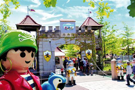 Parques temáticos de Playmobil