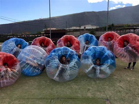 Partida de fútbol burbuja en Guimar 1 hora - Ofertas ...