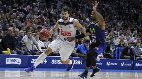Partido De Baloncesto Real Madrid Hoy