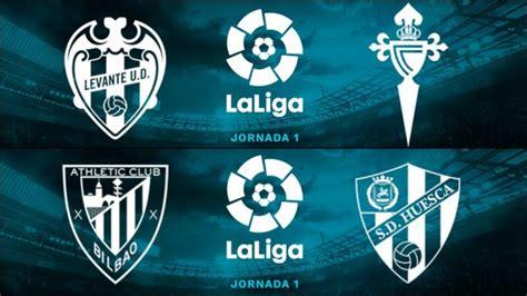Partidos de La Liga Santander hoy lunes 27 de agosto