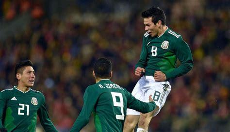 Partidos de México en el Mundial de Rusia 2018: Horarios y ...