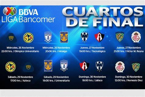 Partidos para hoy dela liga mx 2014