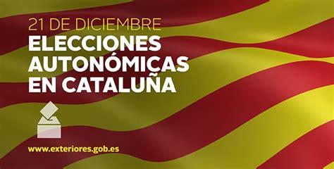 Partidos políticos de Cataluña inician campaña para las ...