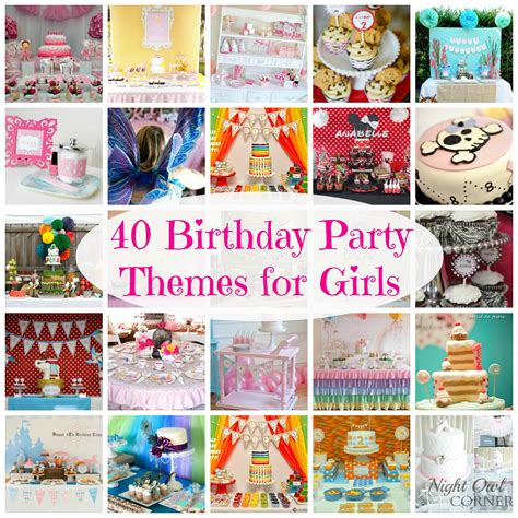 Party Theme Ideas | Party Favors Ideas