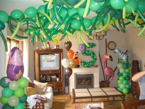 PartyLand - Globos_8: figuras jungla