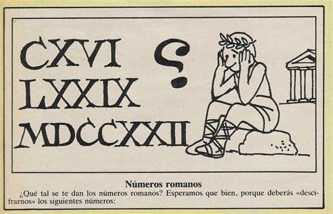 Pasatiempos Matemáticos de la Prensa: PMP. Una de romanos.