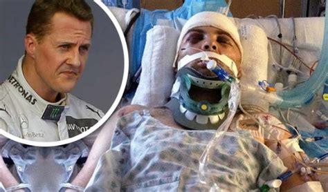 Pasca Koma Panjang, Akhirnya Schumacher Diperbolehkan Pulang