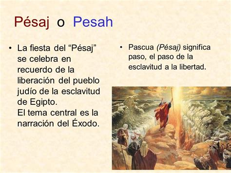 Pascua Judía, Pascua cristiana Rebeca Reynaud ppt video ...