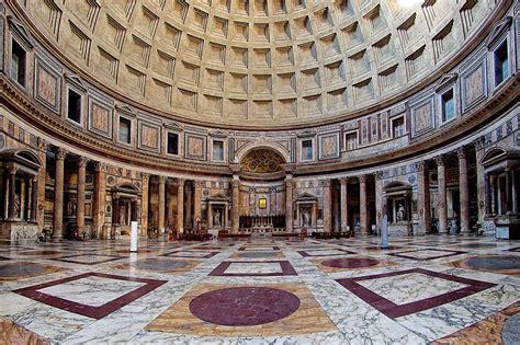Paseando por la Historia: El Panteón de Agripa