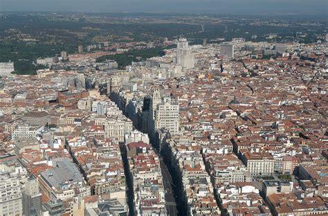 Paseo por la historia del urbanismo de Madrid – Diario del ...