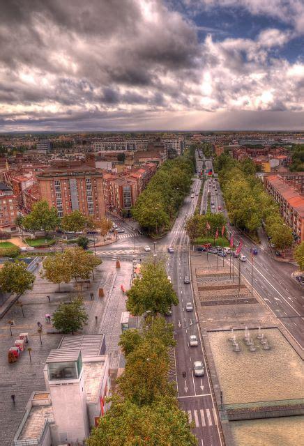 Paseo Zorrilla | fotos de Valladolid 2001