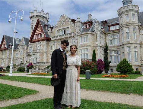 Pasión en el  Gran Hotel    AGOSTO   2011   Series tv ...