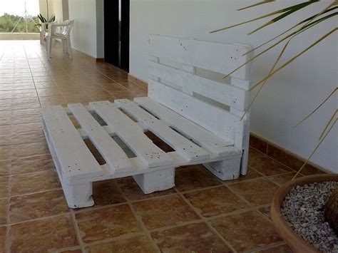Paso a paso de muebles de porche con pales | Reciclaje ...