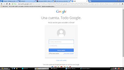 Pasos para crear la cuenta gmail   Apuntes y Monografías ...