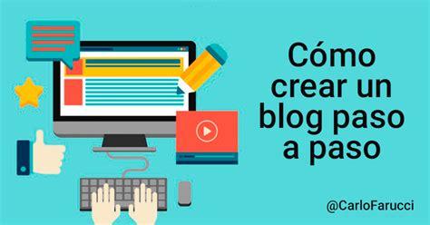 Pasos Para Crear Un Blog: Guía Desde Cero