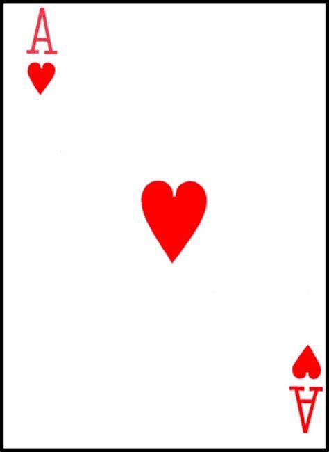 passa la vida...: as de corazones