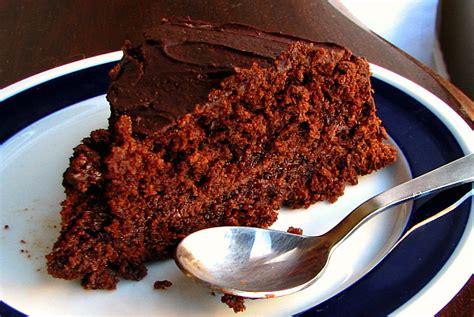 Pastel de chocolate, naranja y cerveza negra | Ondakin