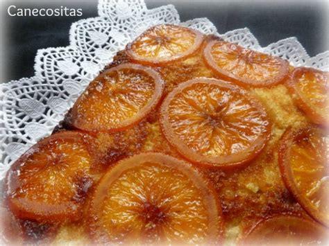 Pastel de naranja con thermomix