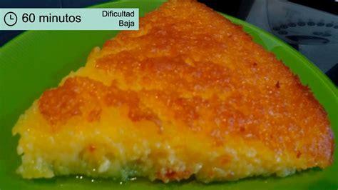 Pastel de naranja fácil y rápido. Con o sin Thermomix ...