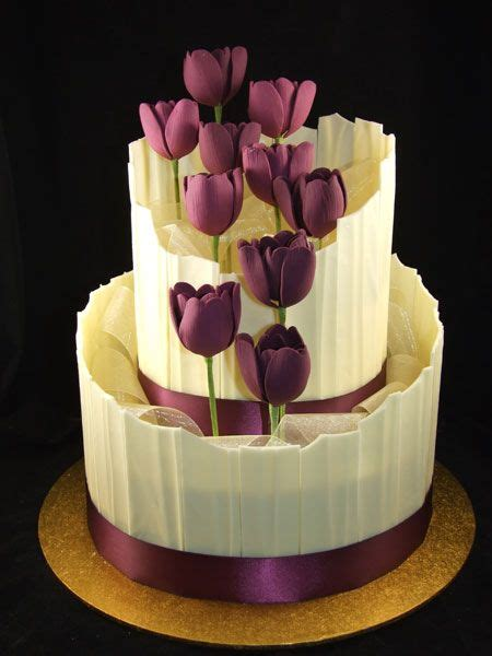 Pasteles para boda   ¡Llena tu postre de chocolate!
