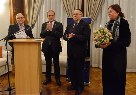Pastor Annemarie Werner receives accolade in Berlin « The ...