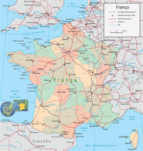 Pastor Murback    Pagina Oficial: Mapa da França