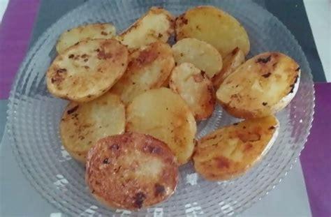 Patatas asadas sin horno | Detective de cuchara