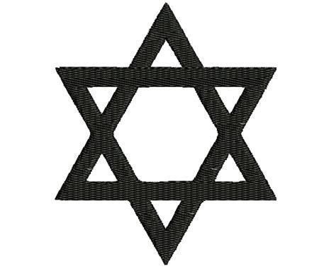 Patch Estrela de Davi - Símbolo do Judaísmo - Objetiva ...