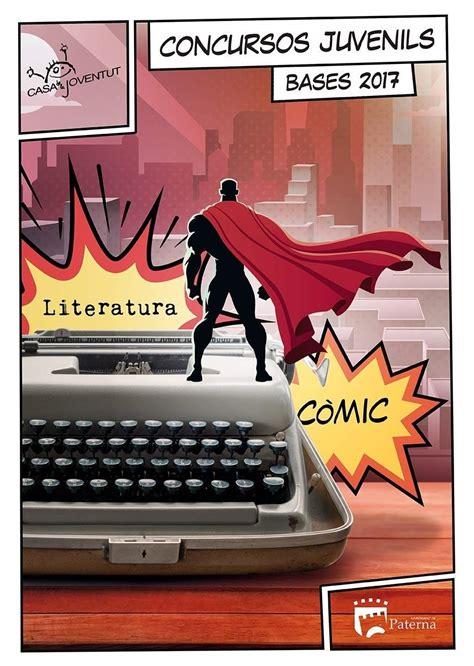 Paterna abre sus concursos de literatura y cómic para ...