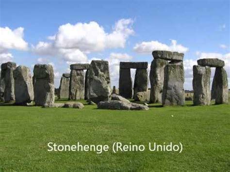 Patrimonio Cultural del Mundo II - YouTube