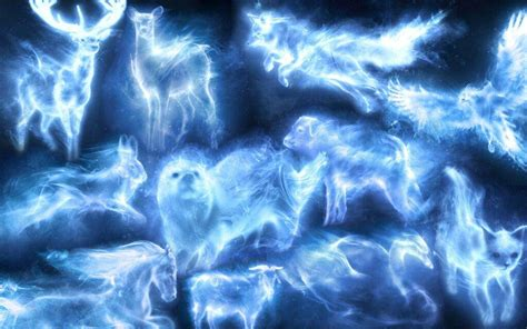 Patronus Charm | Harry Potter Amino