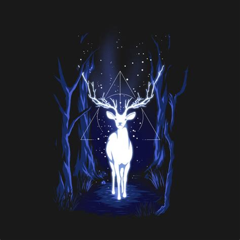 Patronus - Harry Potter - T-Shirt | TeePublic