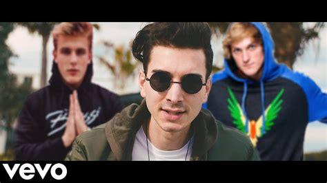 PAUL BRO'S   Jake Paul & Logan Paul  Official Music Video ...