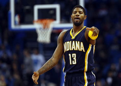 Paul George Happy the Pacers Are Not Wasting His Prime ...